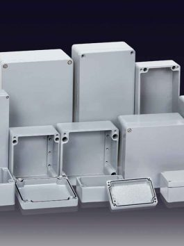 Aluminium Die Cast Enclosure