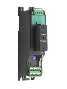 DIN controller for Valves