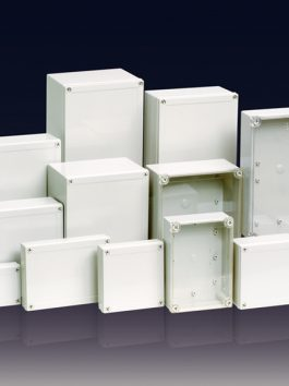 M-Series Plastic Enclosure