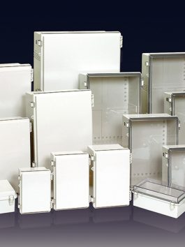 P-Series Plastic Enclosure