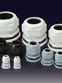 Plastic cable glands merk Boxco
