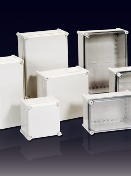 S-Series Plastic Enclosure